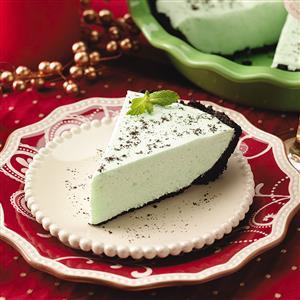 Quick Grasshopper Pie Recipe
