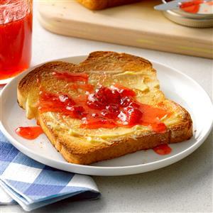 Quick and Easy Strawberry Jam Recipe