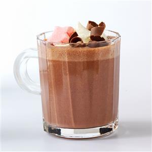 Raspberry Hot Cocoa Recipe