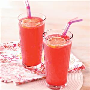 Raspberry-Lemon Spritzer Recipe