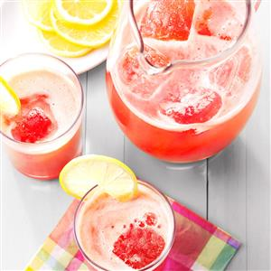 Raspberry Lemonade Concentrate Recipe