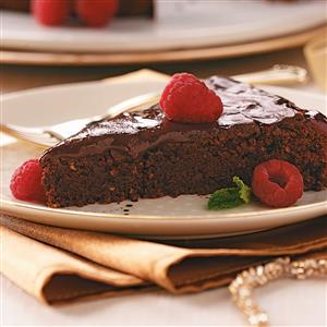 Raspberry Sachertorte Recipe