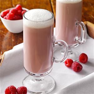 Raspberry Truffle Cocktail Recipe