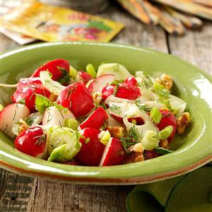 Ravishing Radish Salad Recipe