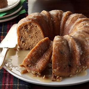 Rawhide's Whiskey Cake Recipe