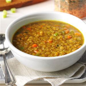 Red Lentil Soup Mix Recipe