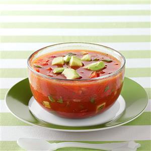 Refreshing Gazpacho Recipe