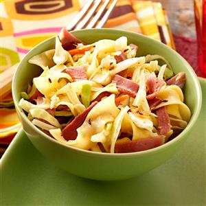 Reuben Pasta Salad Recipe Taste Of Home