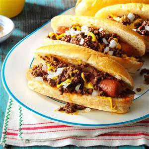 Rhode Island Hot Wieners Recipe