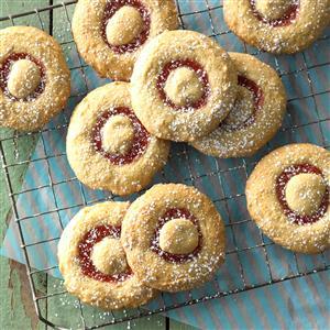 Rhubarb-Filled Cookies Recipe