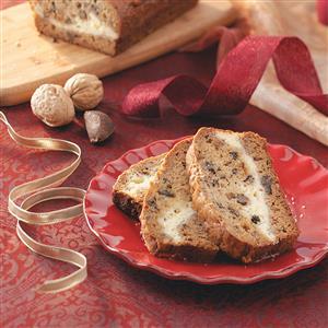 Ribbon Nut Bread Recipe