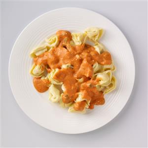Rich & Creamy Tortellini Recipe