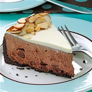Rich Chocolate Cheesecake Recipe