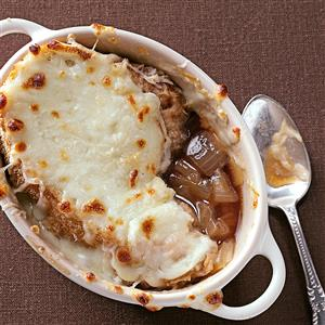 Watch Us Make: Rich French Onion Soup
