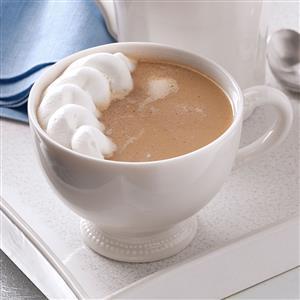 Rich Hazelnut Coffee Recipe