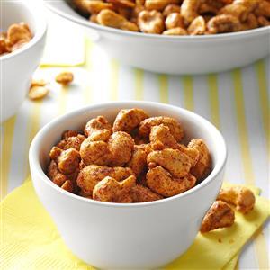 Roasted Cumin Cashews Recipe