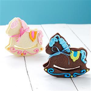 Rocking Horse Cookies Recipe