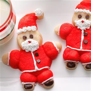 Roly-Poly Santas Recipe
