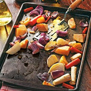 Root for Winter Vegetables Recipe