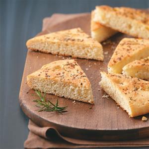 Rosemary-Garlic Focaccia Bread