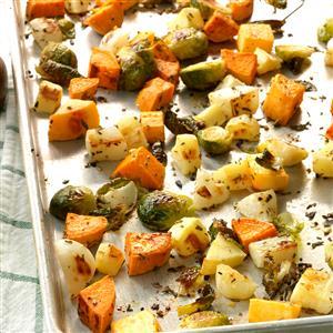 Rosemary Root Vegetables Recipe