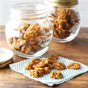 Rosemary Walnuts Recipe