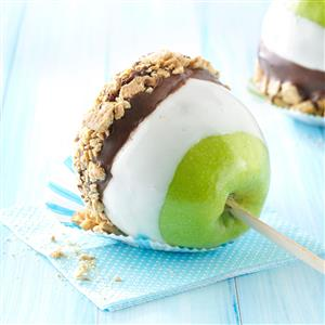 S'mores-Dipped Apples Recipe