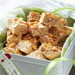 Salted Peanut Squares Recipe