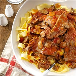 Saucy Italian Roast Recipe