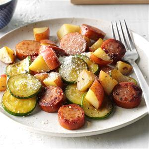Sausage Potato Supper Recipe