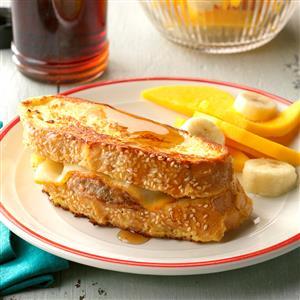 Sausage Stuffed French Toast Recipe