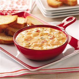 Seafood Cheese Dip Recipe