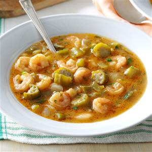 Seafood Gumbo Recipe | Taste of Home