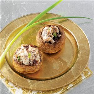 Sensational Stuffed Mushrooms Recipe