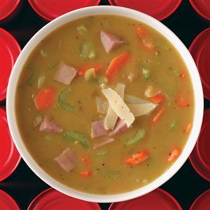 Shortcut Split Pea Soup Recipe