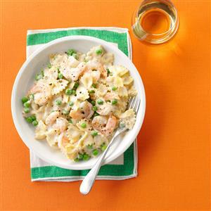 Shrimp Pasta Alfredo Recipe