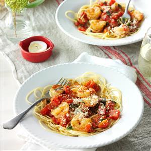 Shrimp Pomodoro Recipe