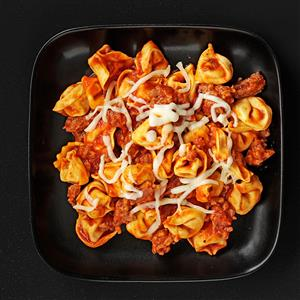 Simple Roasted Pepper Tortellini Recipe