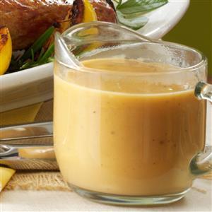 Simple Turkey Gravy Recipe