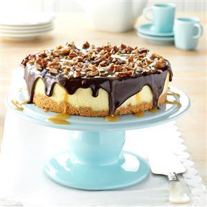 Simple Turtle Cheesecake Recipe