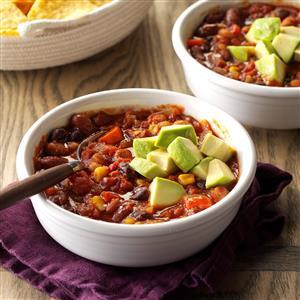 Six-Bean Chili Recipe
