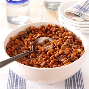 Slow-Cooked Boston Beans Recipe