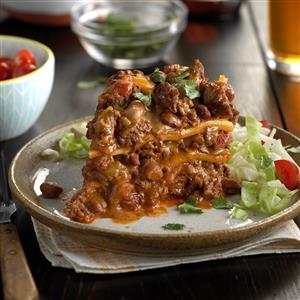 Slow-Cooked Enchilada Dinner