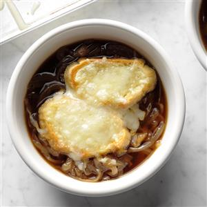 Slow-Cooked French Onion Soup Recipe