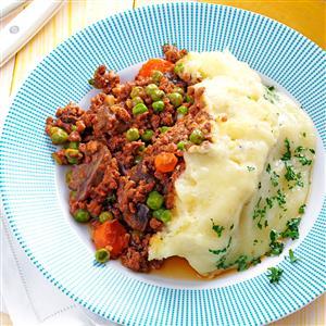 Slow-Cooked Shepherd's Pie Recipe