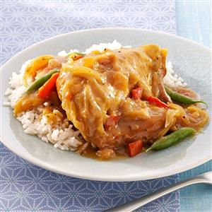 Slow Cooker Chicken Curry Recipe