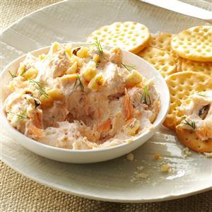 Smoked Salmon Cheese Spread Recipe