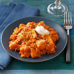 Smoky Chicken Enchilada Skillet Recipe