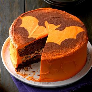 So-Easy-It's-Spooky Bat Cake Recipe