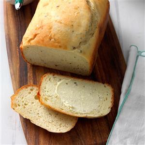 Sour Cream Chive Bread Recipe